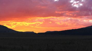 Wakkerstroom_sunset