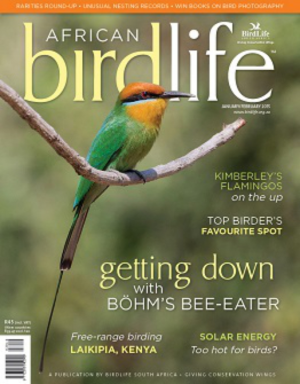 African Birdlife Jan / Feb 2015