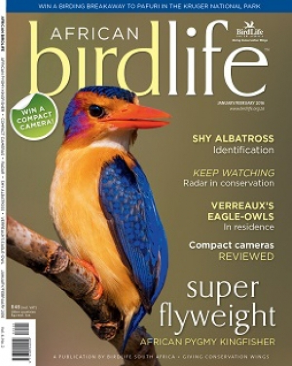 African Birdlife Jan / Feb 2016