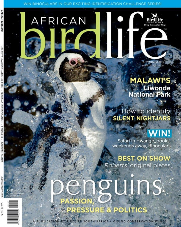 African Birdlife Jul / Aug 2015
