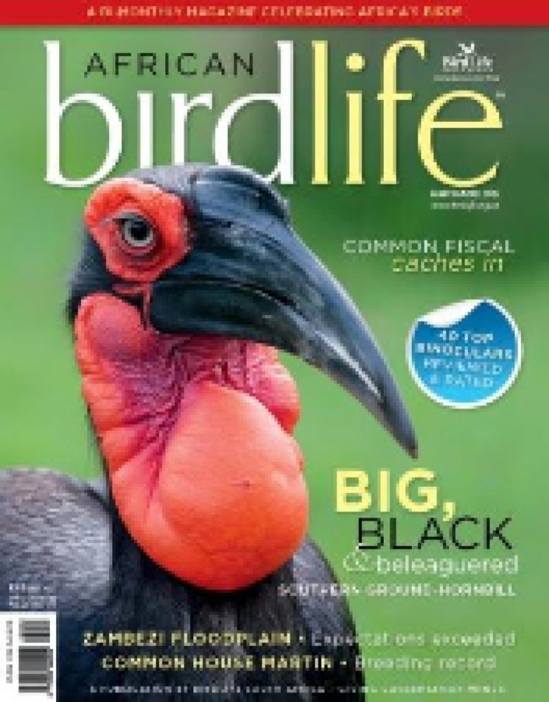African Birdlife Mar / Apr 2013