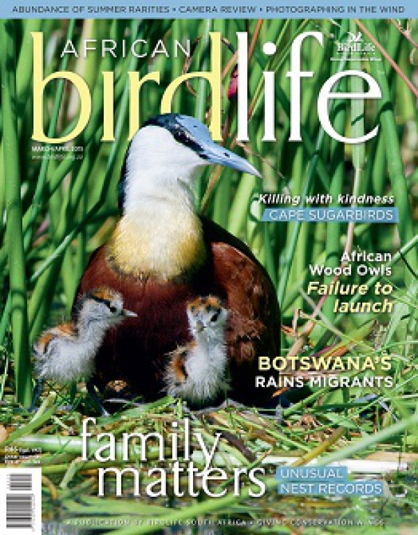 African Birdlife Mar / Apr 2015