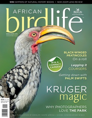 African Birdlife Mar / Apr 2016