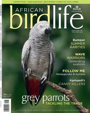 African Birdlife Mar / Apr 2017