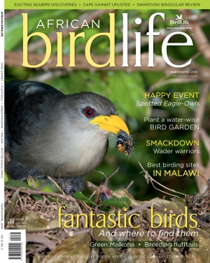 African Birdlife Mar / Apr 2018