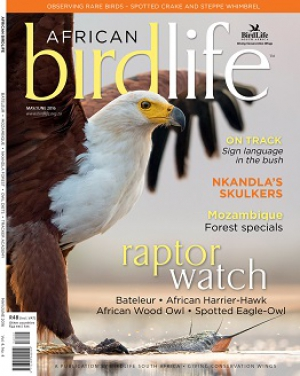 African Birdlife May / Jun 2016
