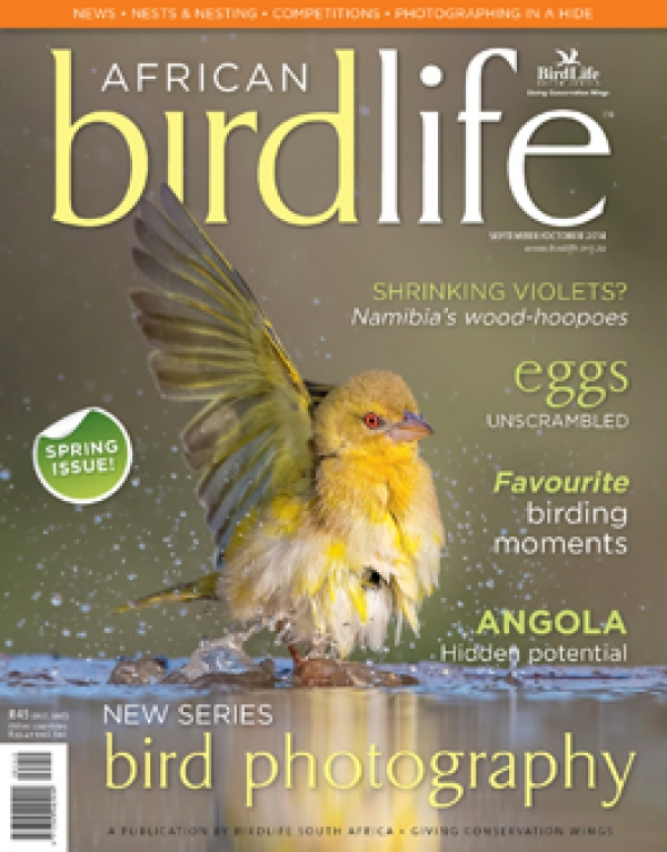 African Birdlife Sep / Oct 2014