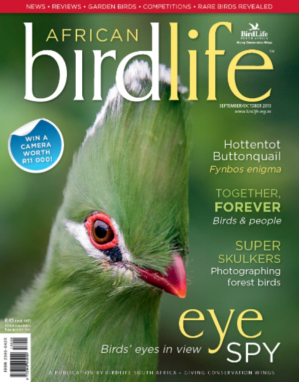 African Birdlife Sep / Oct 2013