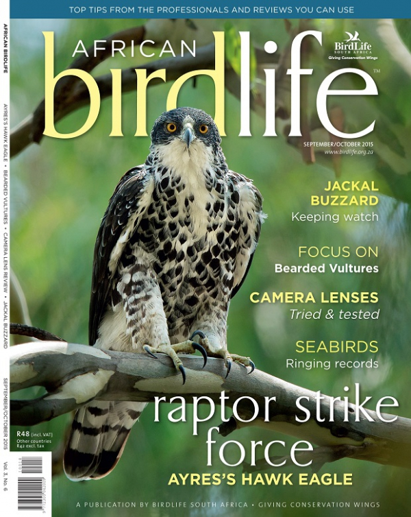 African Birdlife Sep / Oct 2015
