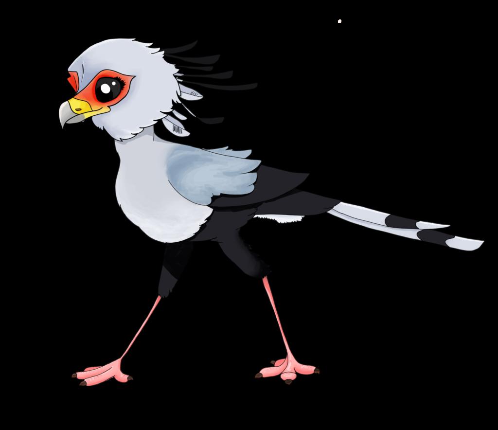 Secretary Bird opt 1 1024x884