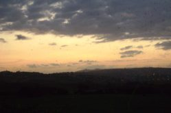 Colin Summersgill SA123 Mt Moreland Evening Swallow Swirl