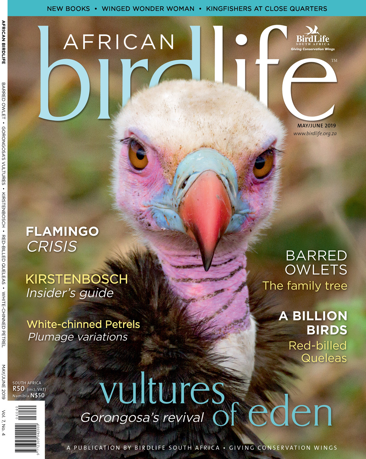 African Birdlife May / June 2019