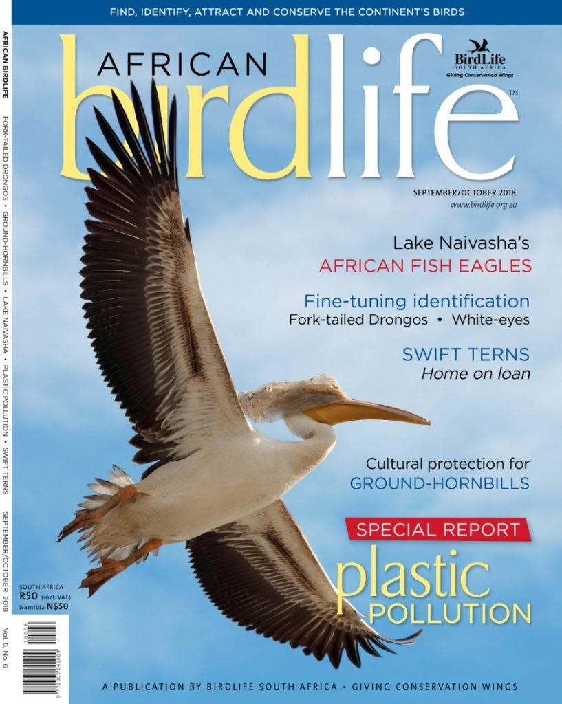 African Birdlife Sep / Oct 2018