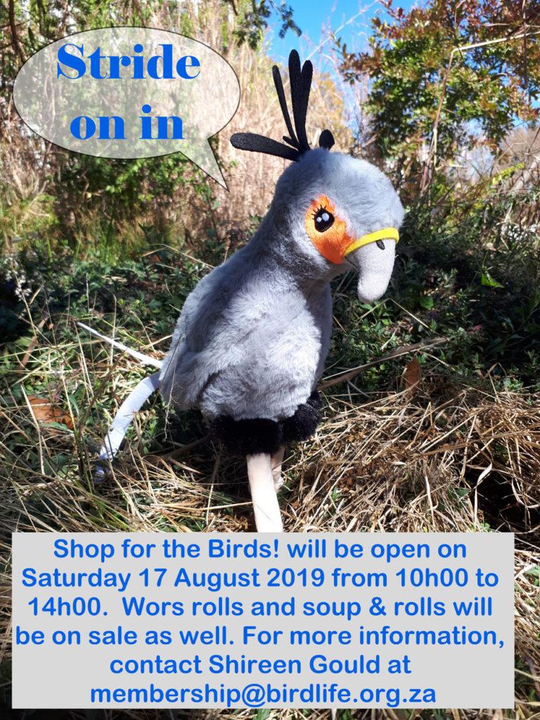 E-Newsletter 2019 - BirdLife South Africa