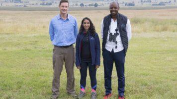 BirdLife South Africa 2020 staff meeting - Regional Conservation Programme