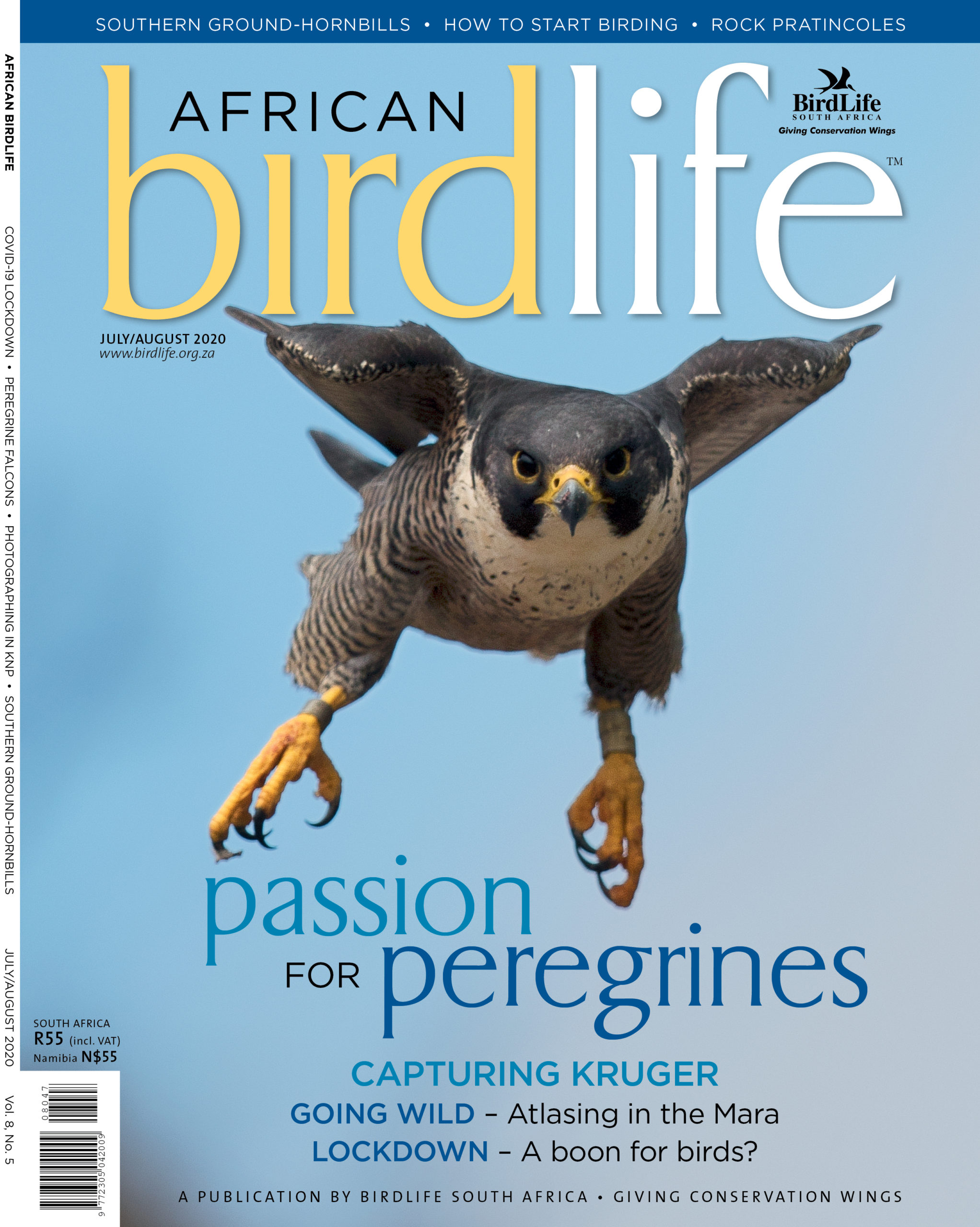 African Birdlife Jul / Aug 2020