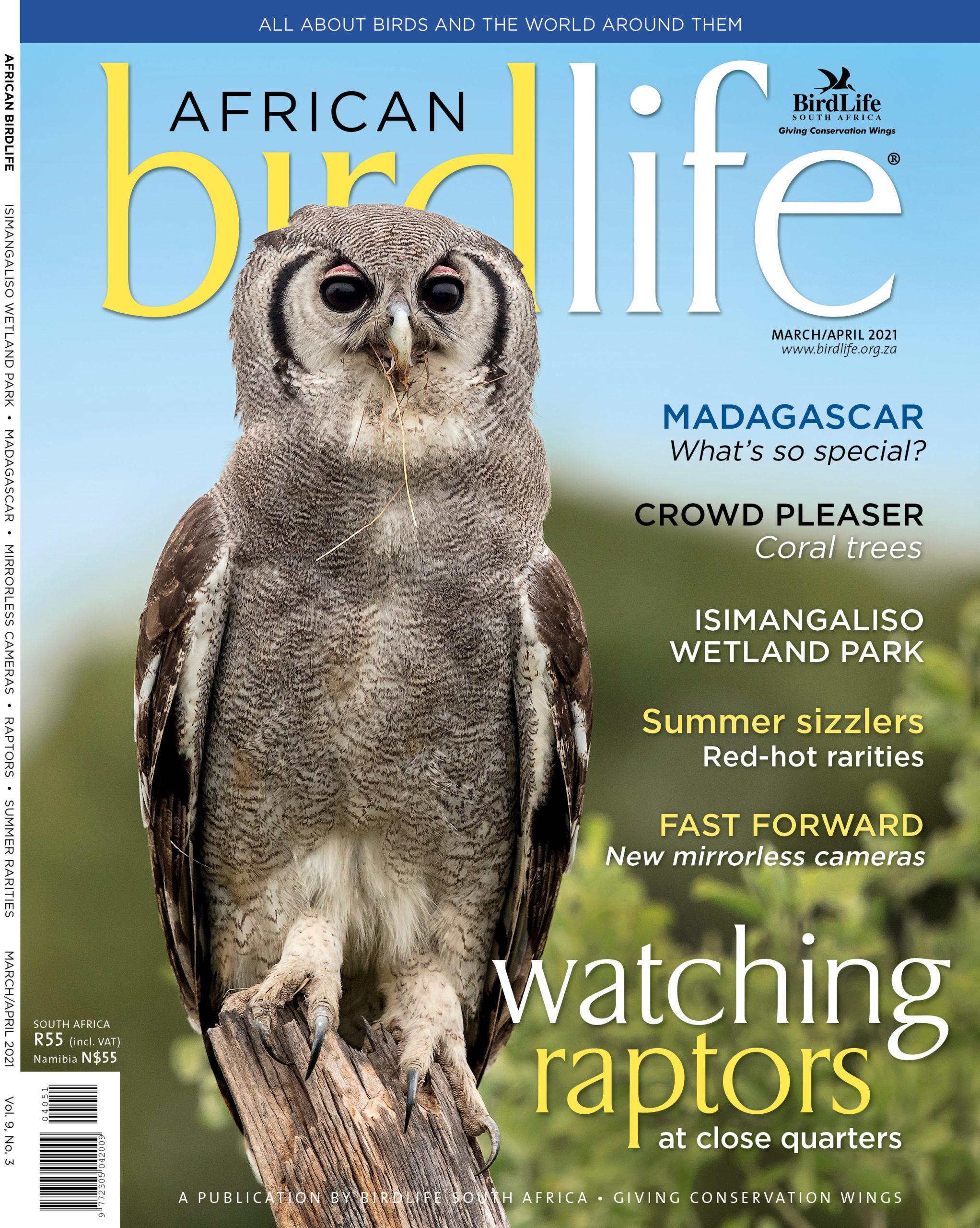 African Birdlife Mar / Apr 2021