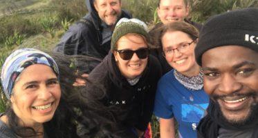 Seabird Conservation team2021